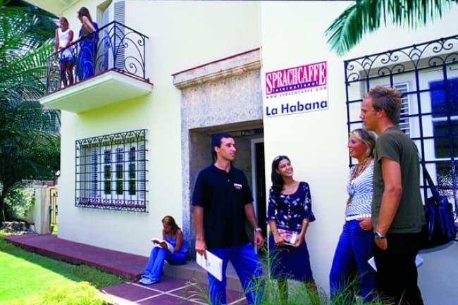 Sprachcaffe Куба школа испанского языка
