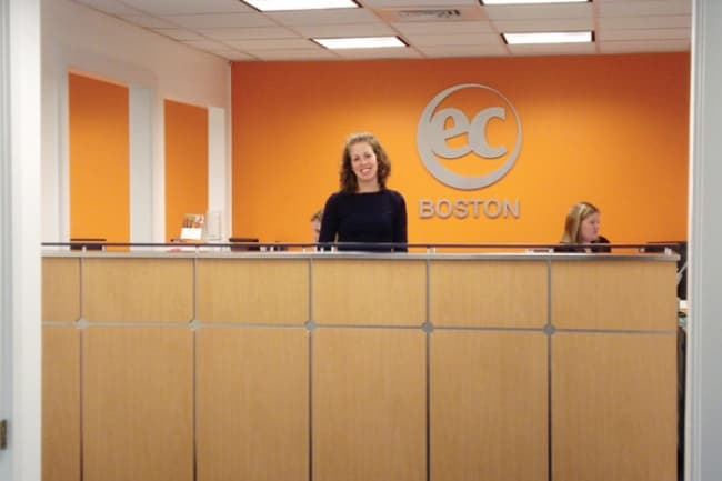 EC школа в Бостоне английский язык