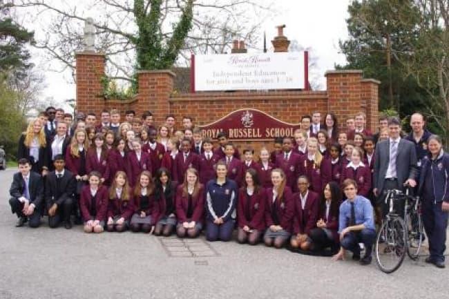The Royal Russel School курсы английского языка