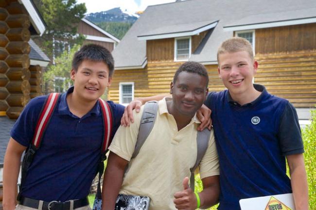 Squaw Valley Academy среднее образование в Америке