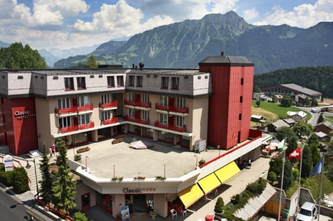 Школа ESL в Швейцарии