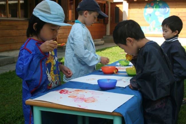 Школа Pre Fleuri игры для детей