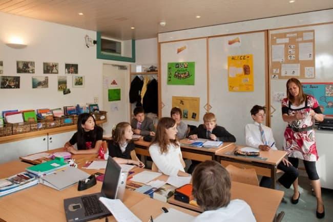Средняя школа в Швейцарии INSTITUT AUF DEM ROSENBERG