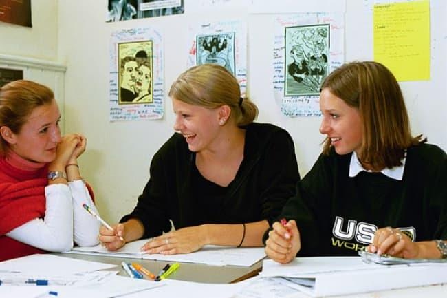 Обучение английскому в Alexander's International School