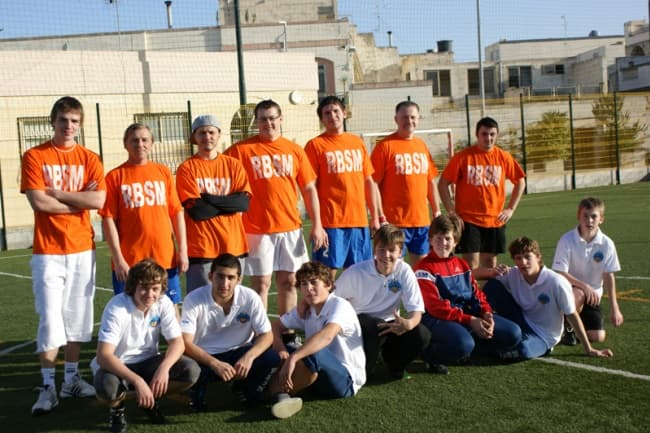 Школа на Мальте RBSM