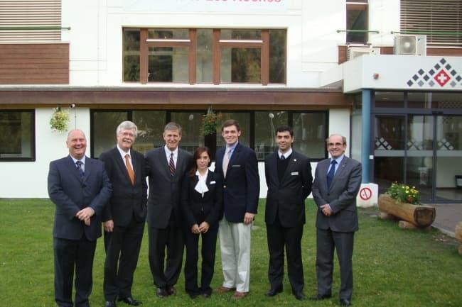 Высшее образование в Les Roches School Швейцария