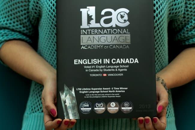 Изучение английского языка в Канаде International Language Academy of Canada (ILAC)