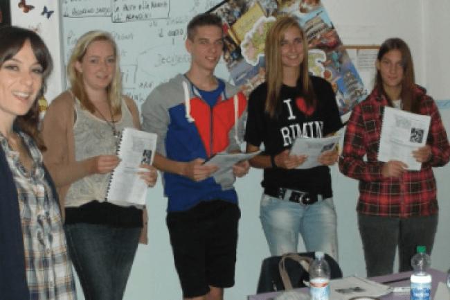 Школа итальянского языка Tiberius International