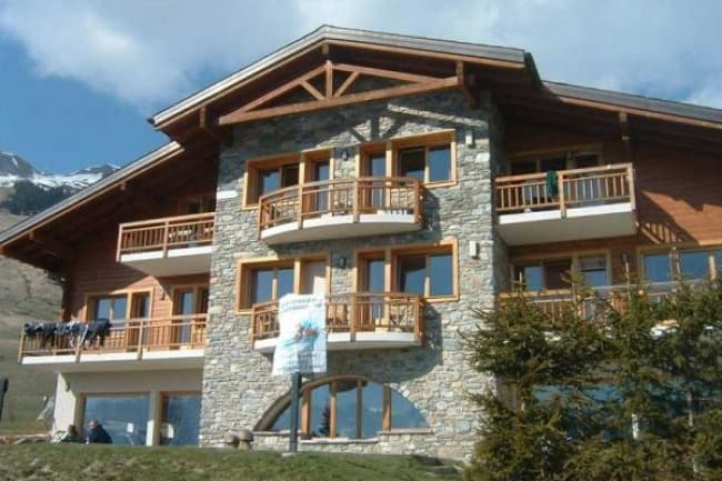 Les Elfes школа в Швейцарии