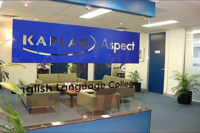 Курсы английского в Австралии Kaplan Aspect