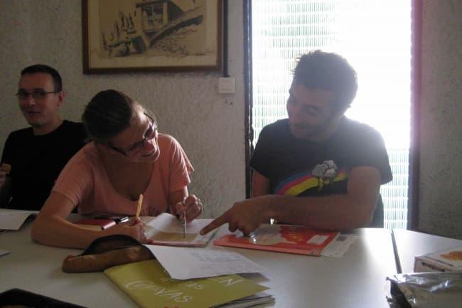 Carmen De Las Cuevas школа испанского языка и фламенко