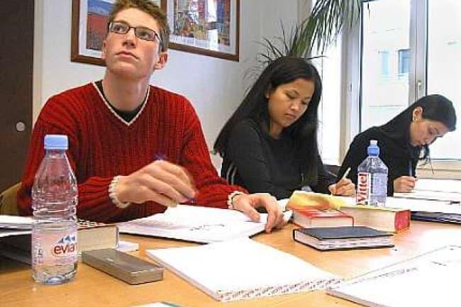 Обучение немецкому языку в Швейцарии, школа LSI в Цюрихе