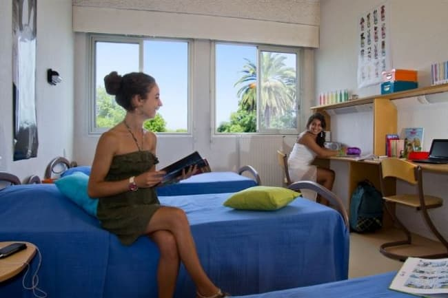 Centre International D'Antibes французская языковая школа