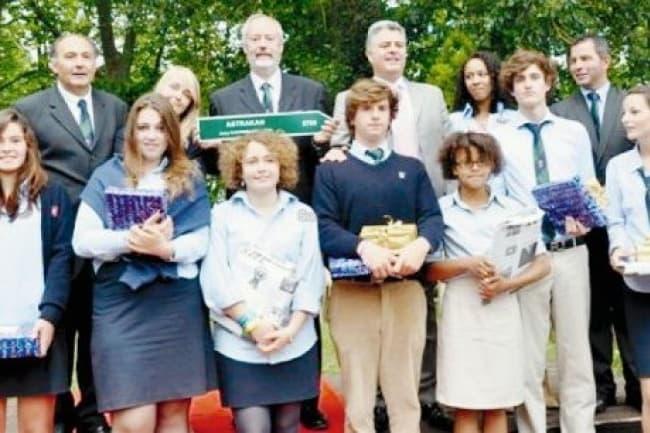 Обучение французскому языку в школе Ecole Privee de Tersac