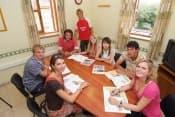 Английский язык на Мальте в школе Sprachcaffe курсы для взрослых от 18 лет фото