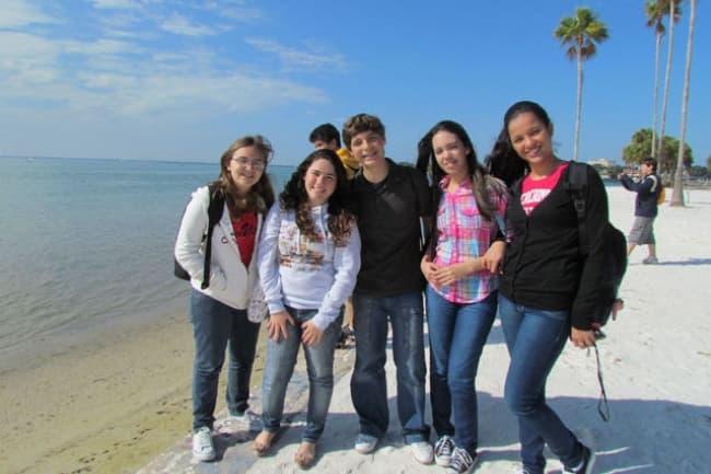 Изучение английского языка в США ELS Language Centers