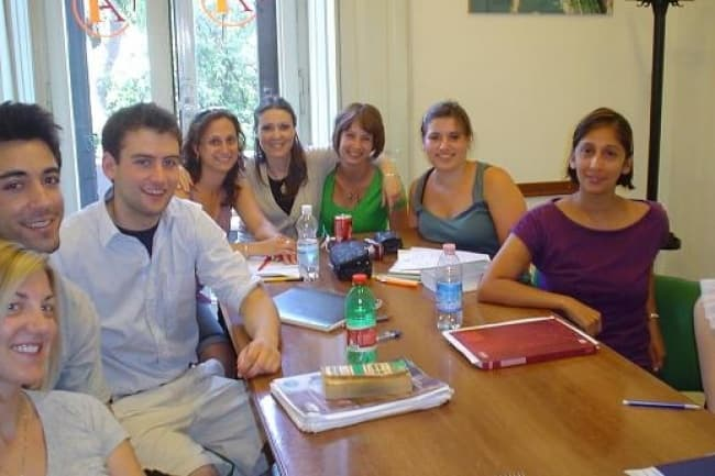 Итальянский язык в Италии Academia Italiana