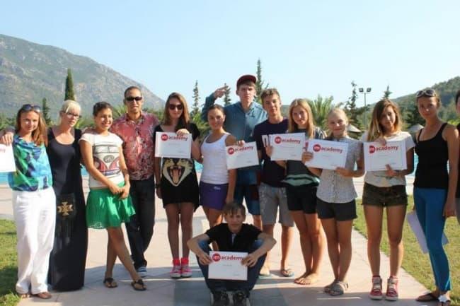 Курсы английского языка для взрослых International Mediterranean Academy fethiye