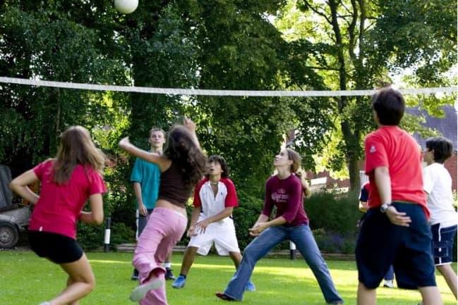 Спорт в St. Bede's School