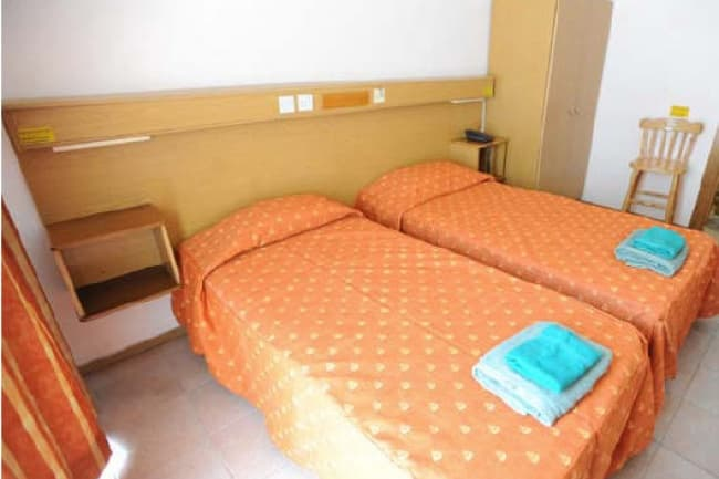 Clubclass Мальта общежитие