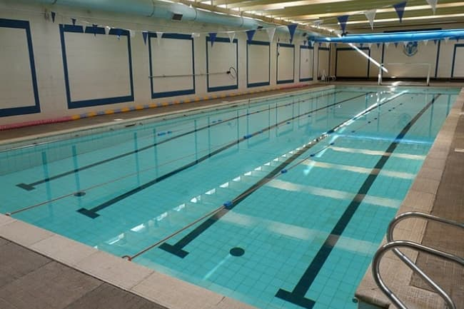 Blackrock College бассейн