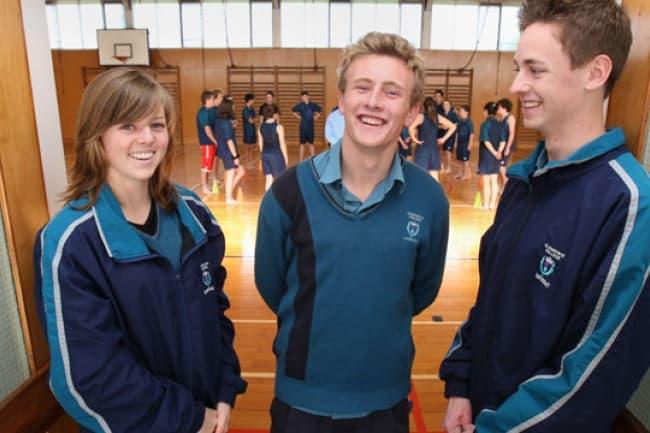 Glendowie College в Новой Зеландии