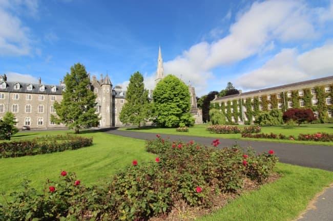 LAL Dublin здания университета