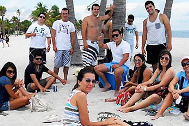 Florida Language Centre курсы английского языка в США