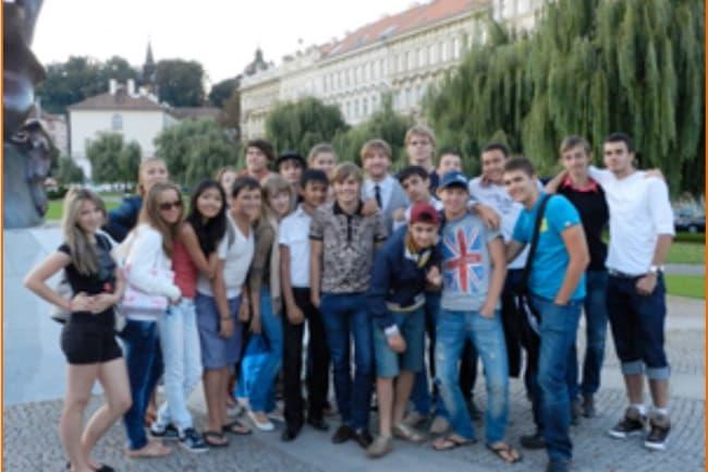 КВН в Праге