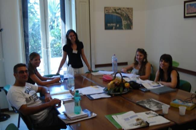 Обучение итальянскому языку в Италии Accademia Italiana