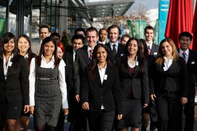 Швейцария высшее образование в школе Business & Hotel Management School (BHMS)