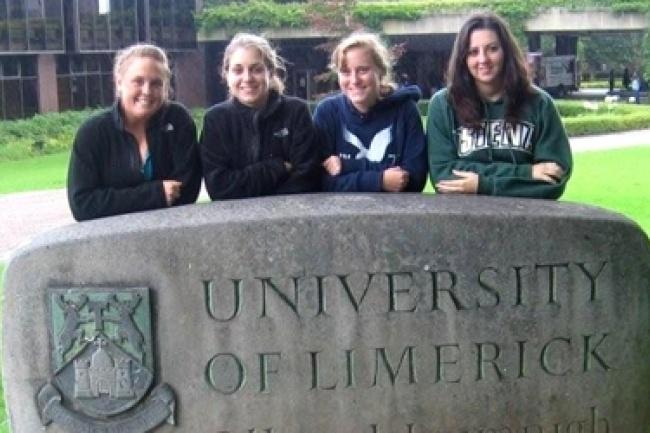 Limerick University изучение английского в Ирландии