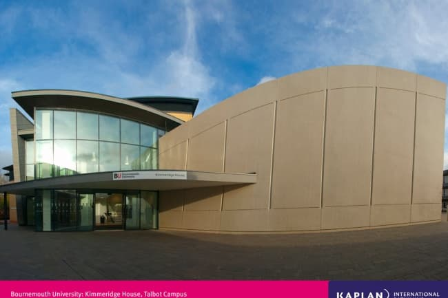 Bournemouth University - Talbot Campus Image03
