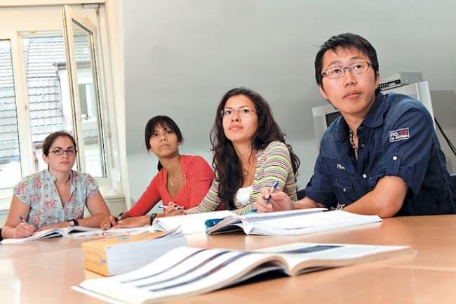 Школа немецкого языка LSI в Цюрихе