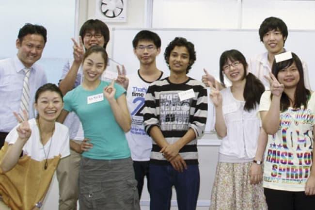 Японский язык в Японии SHINJUKU JAPANESE LANGUAGE INSTITUTE