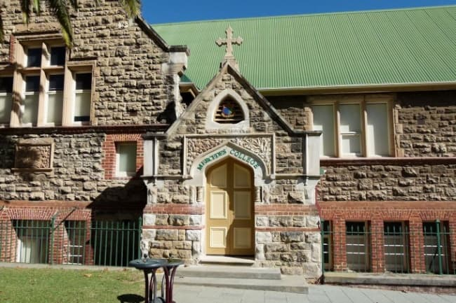 Австралийская школа Mercedes College