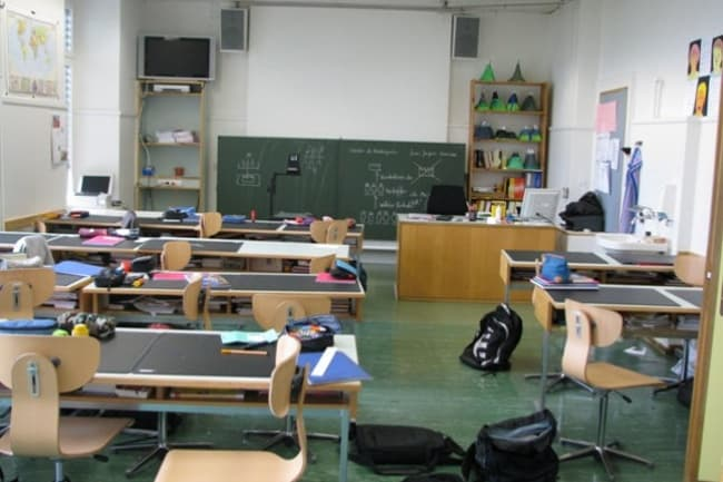 Школа ESL в Швейцарии занятия французским языком