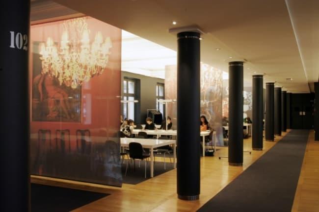 Istituto Marangoni в Италии, Милан