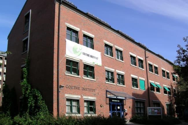 Институт Goethe-Institut в Германии курсы немецкого