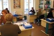 Французский язык в Париже в школе Accord для взрослых от 16 лет фото