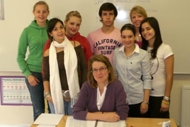 Queenswood школа английского языка