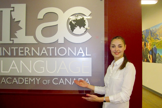 Английский язык в Канаде International Language Academy of Canada (ILAC)