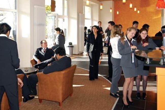 Высшее образование в Швейцарии The Swiss Hotel Management School - SHMS