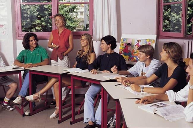 Курсы французского языка во Франции Centre International D'Antibes