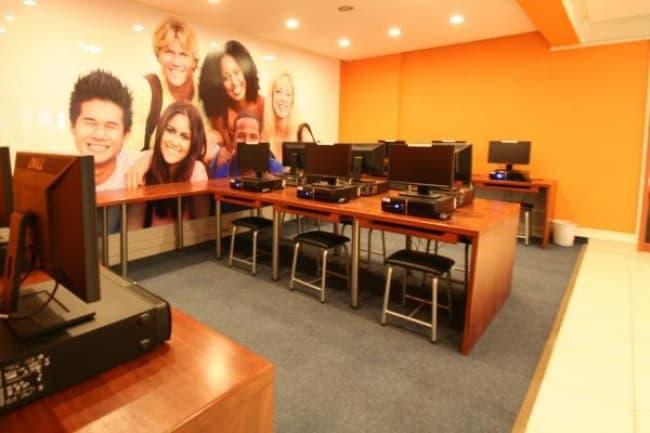 EC в Кейптауне английский язык курсы