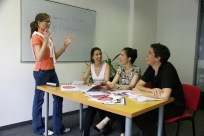 Sprachreisen Düsseldorf изучение немецкого языка