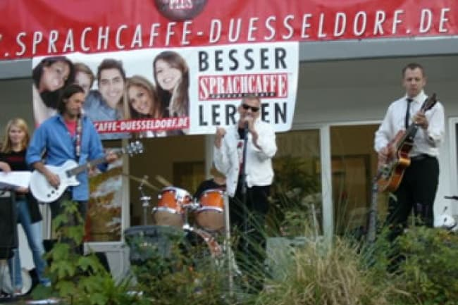 Курсы немецкий язык в  Sprachreisen Düsseldorf школе