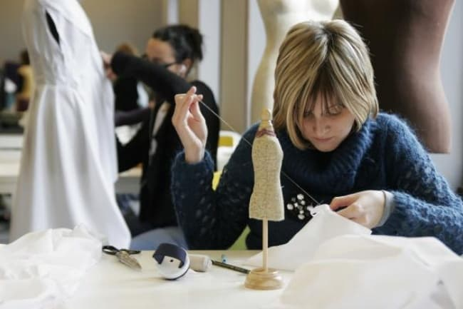 Istituto Marangoni обучение моде и дизайну одежды