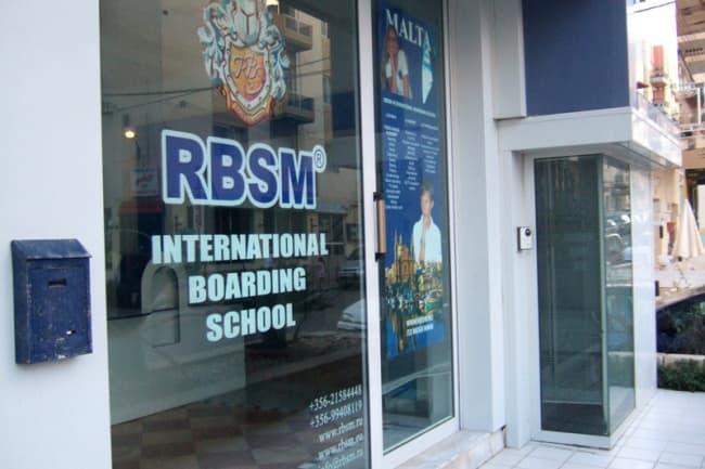 RBSM Мальта курсы английского