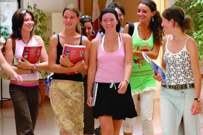 Курс английского языка на Мальте в школе ЕС